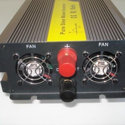 12V 2000W Pure Sine Wave Inverter