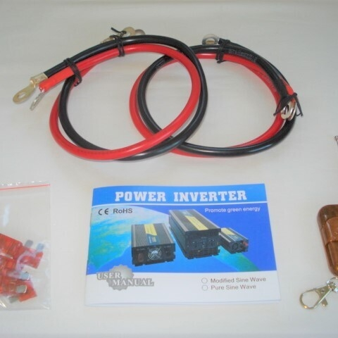 12V 3000W Pure Sine Wave Inverter