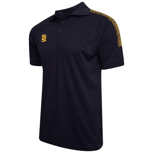 Seaton Burn CC Dual Polo Shirt