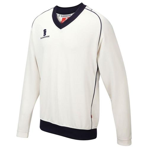 Ulgham Village CC Long Sleeve Sweater