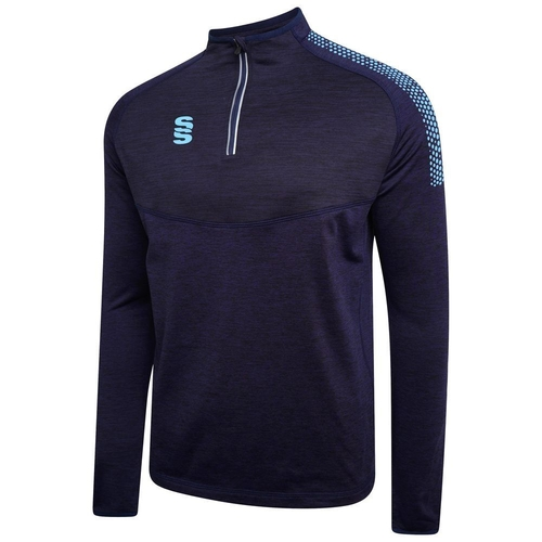 Whickham CC Dual 1/4 Zip Performance Top