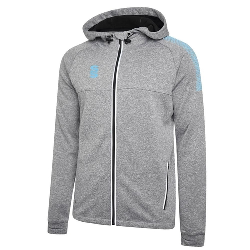 Whickham CC Dual Hoody Grey