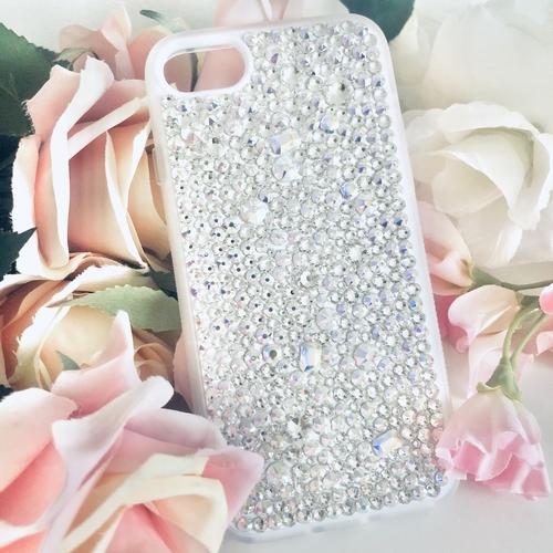 Encrusted Swarovski Crystal Jewelled iPhone Case
