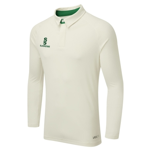 Easington CC L/S Ergo Playing Shirt