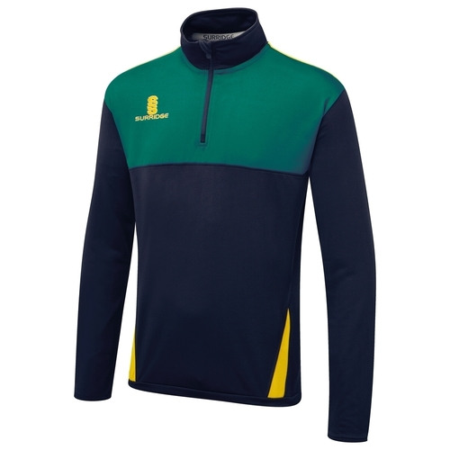 Easington CC Blade 1/4 Zip