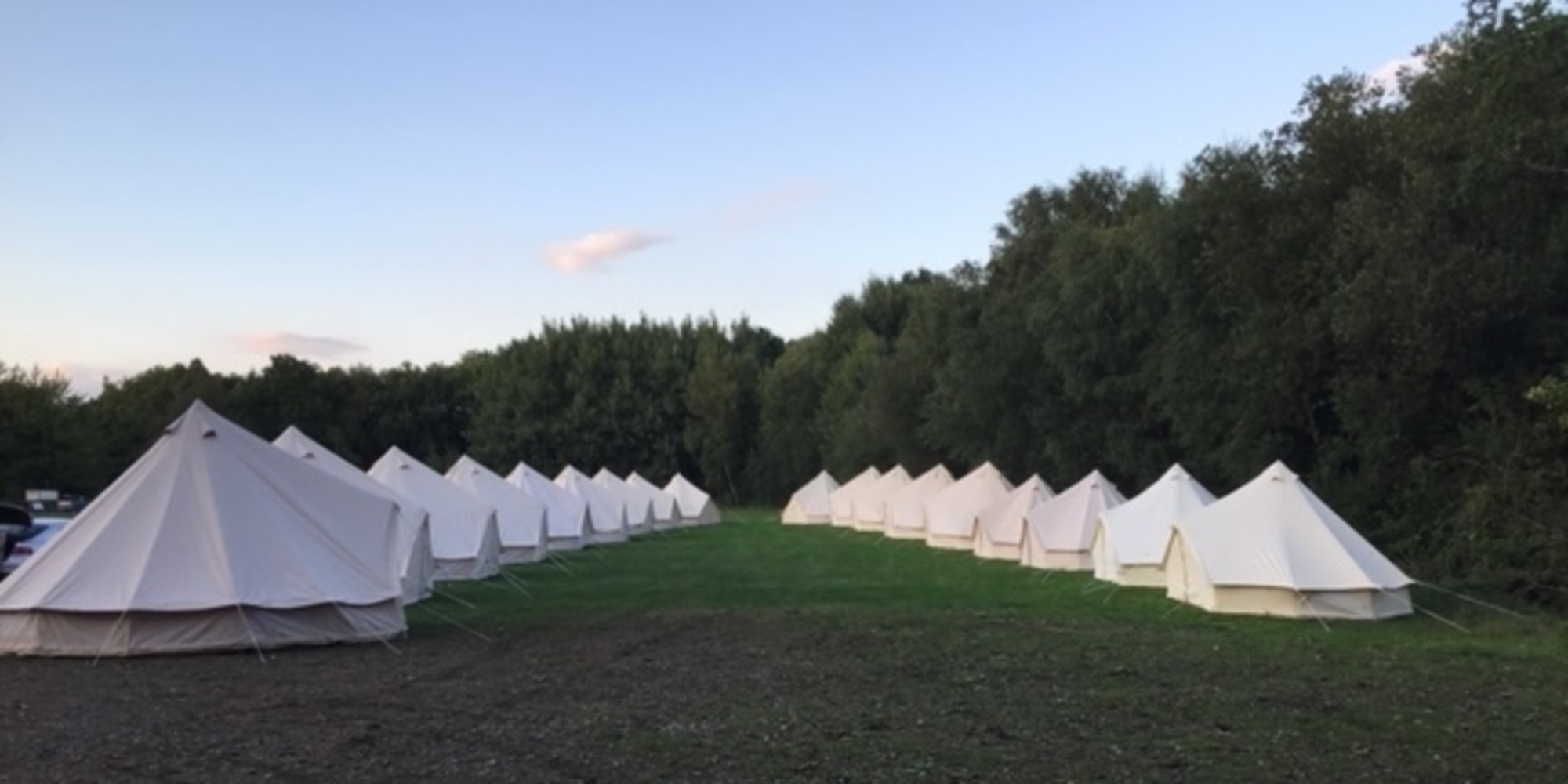 Corporate Glamping South England
