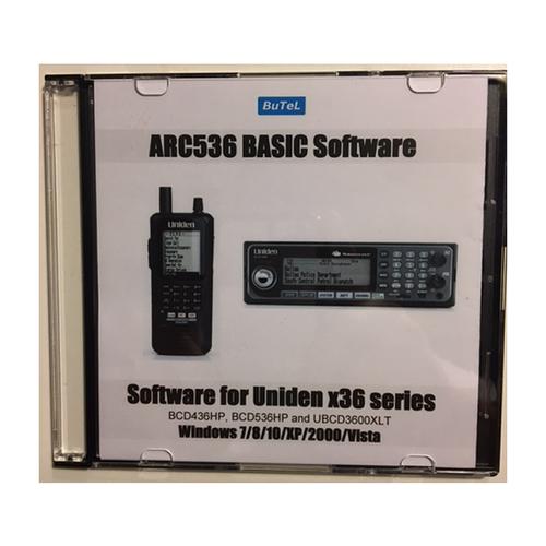 BUTEL ARC536 BASIC SOFTWARE