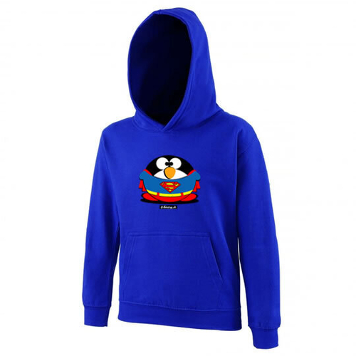 'Super Fat Penguin' Hoodie