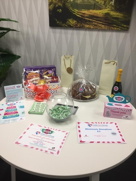 Dementia UK Cake Sale