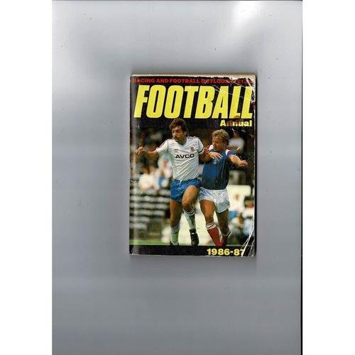 Racing & Football Outlook Annual 1986/87