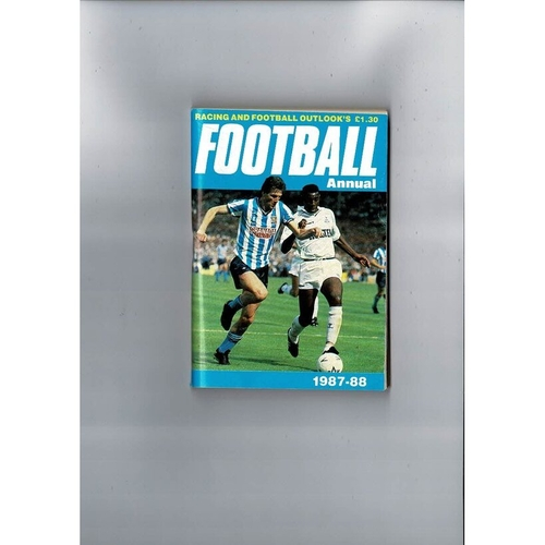 Racing & Football Outlook Annual 1987/88
