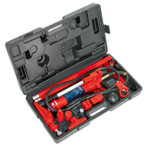 Hydraulic Body Repair Kit 4tonne Snap Type - Sealey - RE97/4