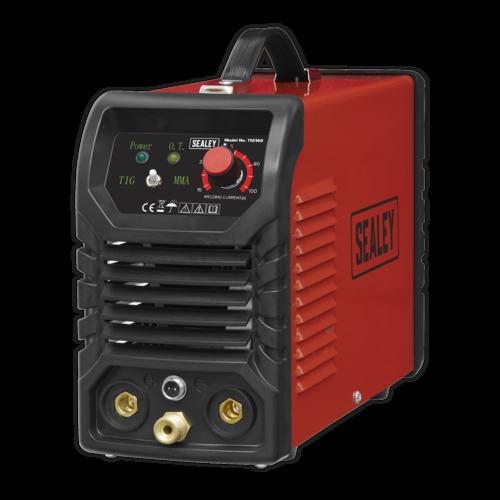 TIG/MMA Inverter Welder 160Amp 230V - Sealey - TIG160