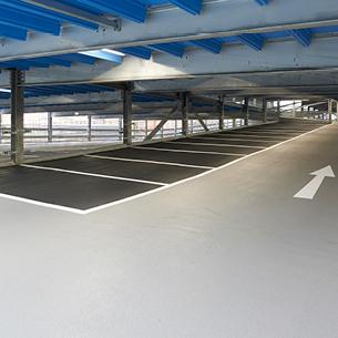 Huber car park systems