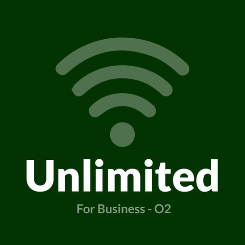 Business Unlimited O2 Data Package £49.99 PM (Ex Vat)