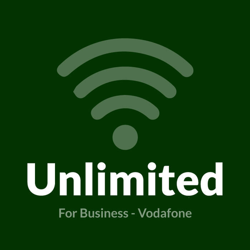Business Unlimited Vodafone Data Package £49.99 PM (Ex Vat)