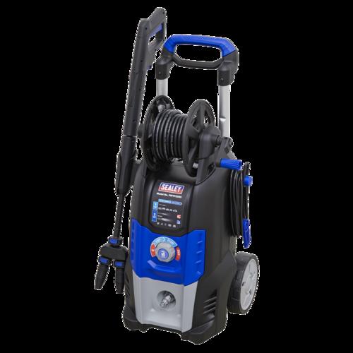 Pressure Washer 150bar 810ltr/hr Twin Flow 230V - Sealey - PWTF2200