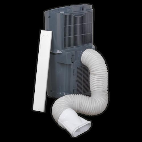 Air Conditioner/Dehumidifier/Heater 12,000Btu/hr - Sealey - SAC12000