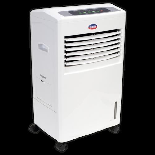 Air Cooler/Heater/Air Purifier/Humidifier - Sealey - SAC41