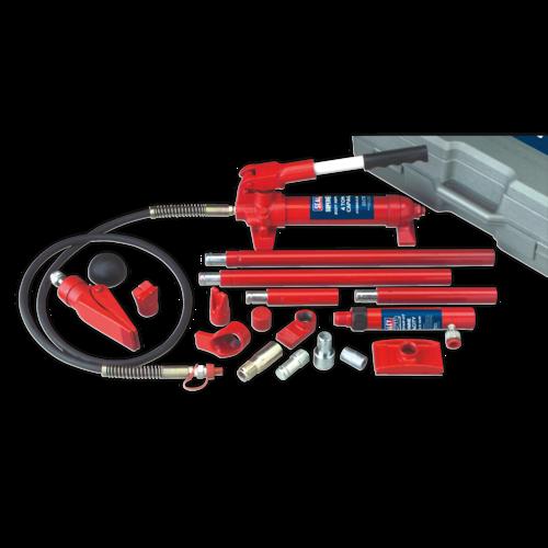 Hydraulic Body Repair Kit 4tonne SuperSnap® Type - Sealey - RE83/4