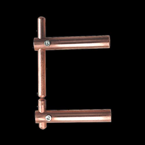 Spot Welding Arms 130mm Plain Electrode Holder - Sealey - 120/803151