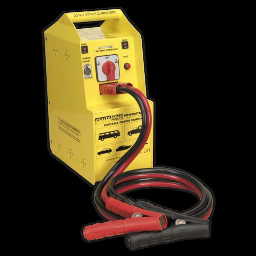 PowerStart Emergency Jump Starter 900hp Start 12/24V - Sealey - POWERSTART900