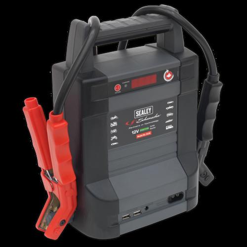 Schumacher® Jump Starter Power Pack Lithium(LiFePO4) 800A - Sealey - SL2S
