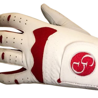 Ladies Hybrid Coloured Gloves with Embroidered Logo