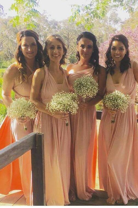4 Lovely Bridesmaids