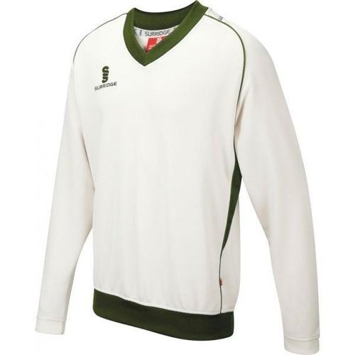 Norwich CC Long Sleeve Sweater Slimmer Fit