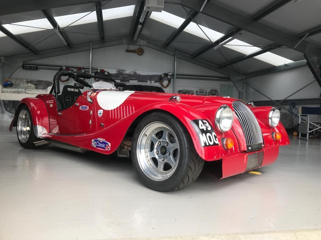 1973 Competition Morgan +8 - £65,000