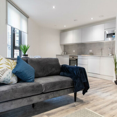 An image by Property and Invest Ltd of The Kelham Gate development in Sheffield. Residential Investment Sheffield Property and Invest Ltd Kelham Gate Sheffield