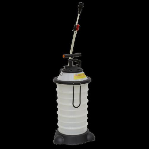 Vacuum Oil & Fluid Extractor Manual 18L - Sealey - TP6908
