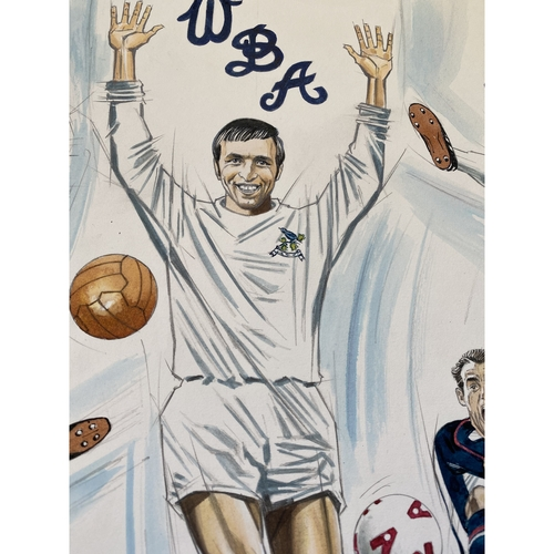 West Bromwich Albion Goal Scoring Legends