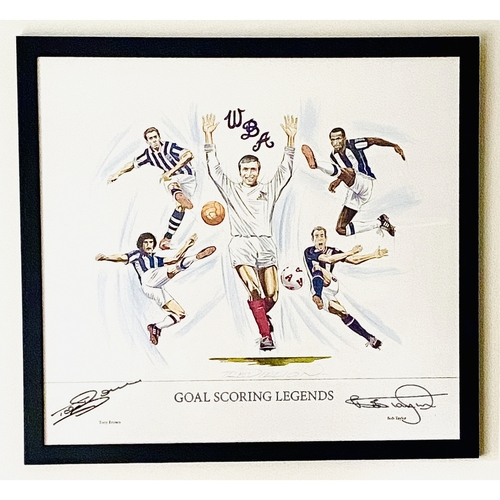 West Bromwich Albion Goal Scoring Legends