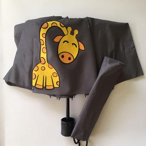 'Sleepy Giraffe' Brolly