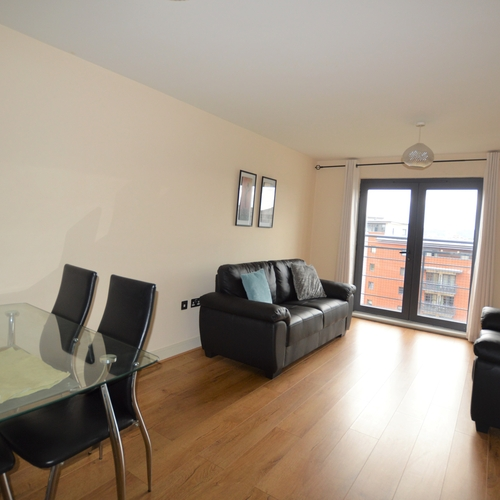 Renting in Cardiff - One bedroom apartment - Cardiff Bay