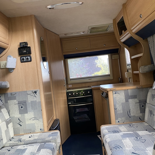Auto Sleeper Nuevo ES Motorhome Super Compact 4 Berth 39174 miles