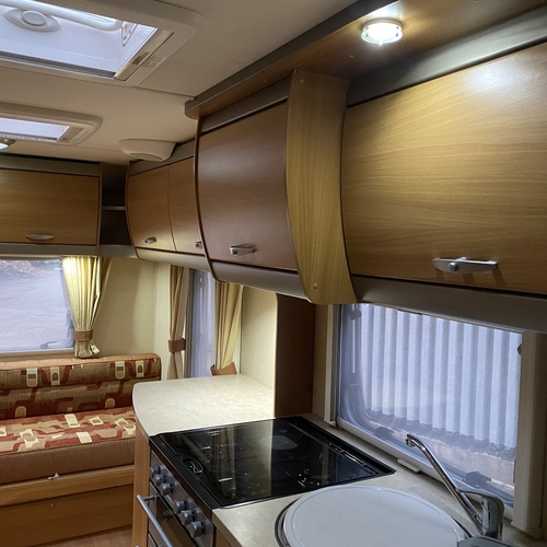 2008 Swift Sundance 590 RL Motorhome 4 Berth Rear Lounge 19786 miles