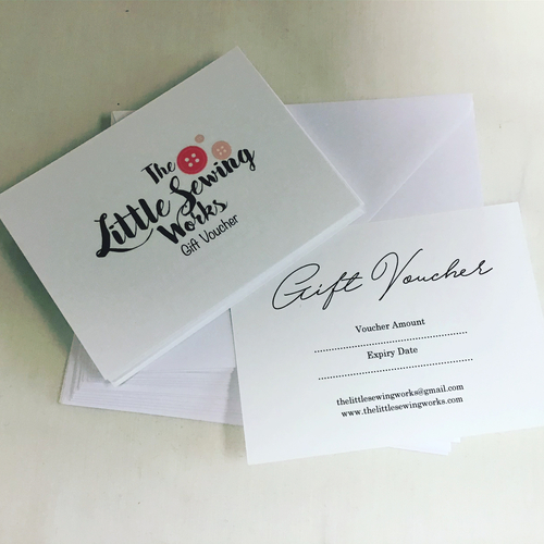 Ultimate Beginner Sewing Day Gift Voucher