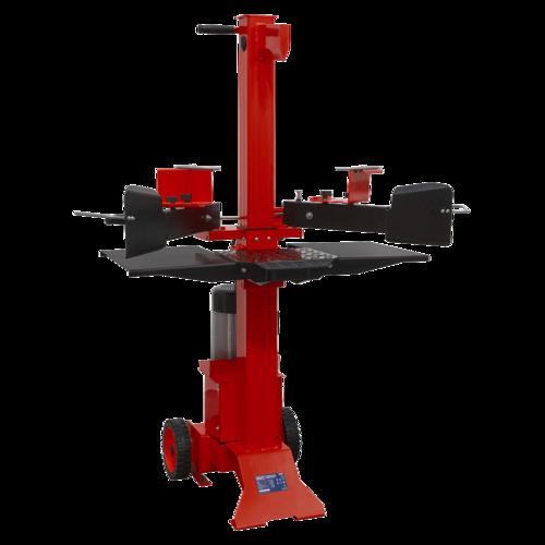 Log Splitter 6tonne 550mm Capacity Vertical Type - Sealey - LS550V
