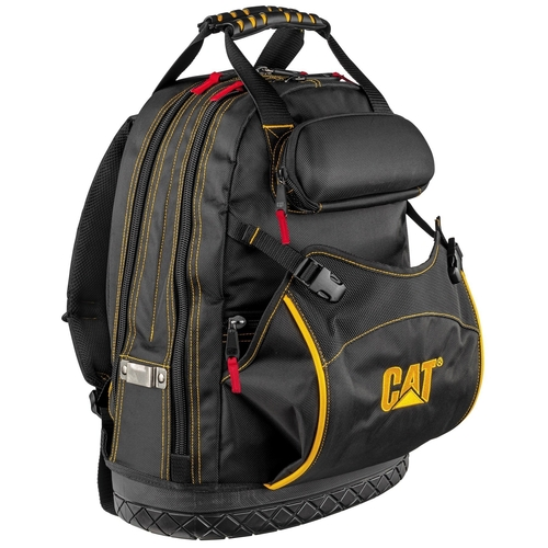 "CATERPILLAR 18"" PRO TOOL BACKPACK - CAT Tool Storage - 980197N"