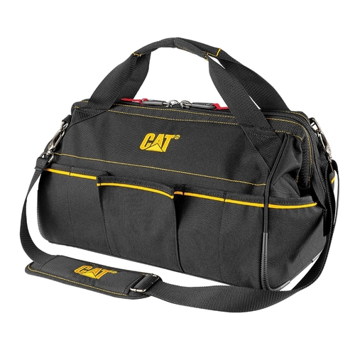 16 in. Tech Wide Mouth Tool Bag - CAT Tool Bags - 980206N