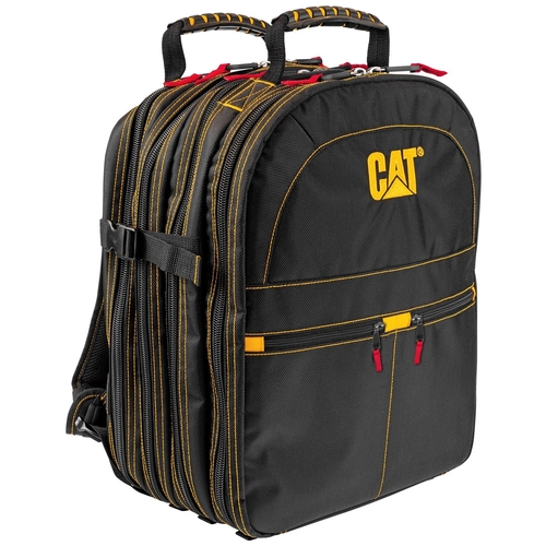 17 in. Pro Tool Backpack - CAT Tool Bags - 980209N