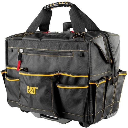 18 in. Pro Rolling Tool Bag - CAT Tool Bags - 980198N