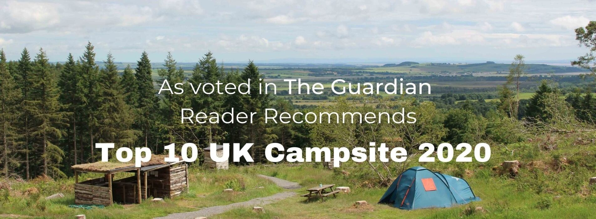 The Guardian UK Top 10 Campsite