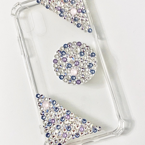 Swarovski Phone Case Pastel Mix