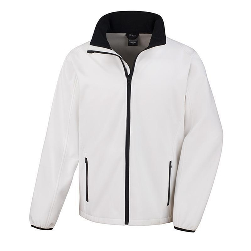 Optimum Cricket Umpire's Core Printable Softshell Jacket