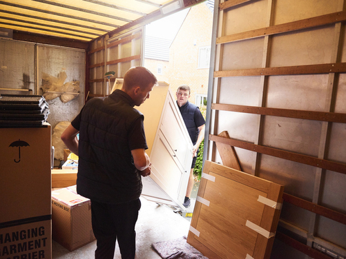 Furniture Delivery & Collection