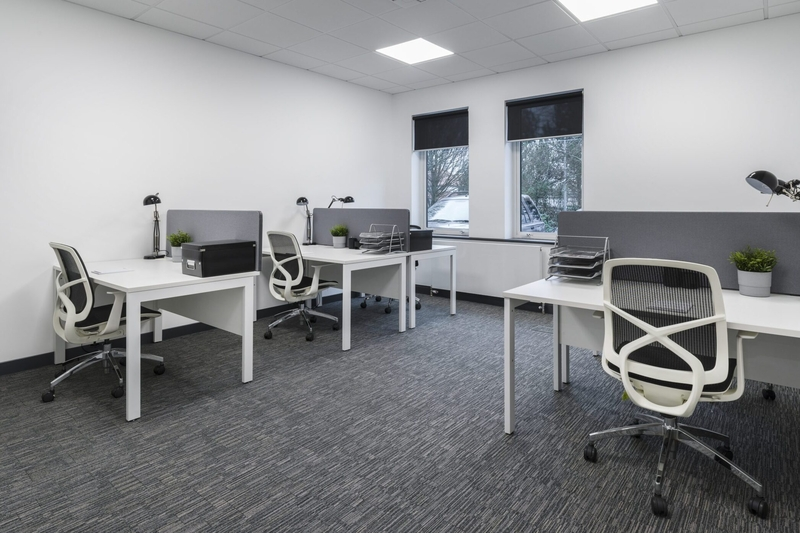 Serviced Offices - Oxford Business Park - from 138 - 2626 sq.ft. (13-244 sq.m.)
